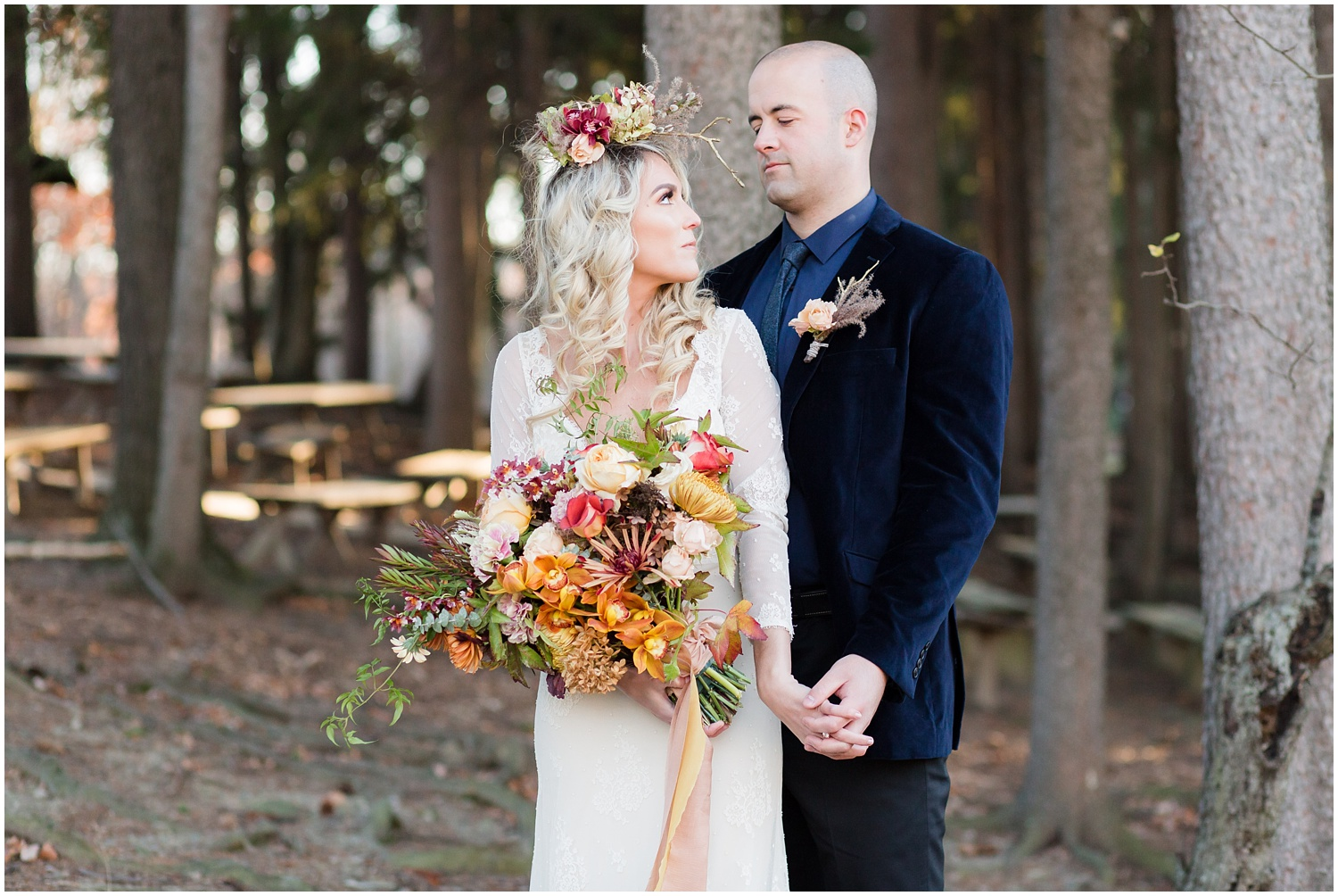 Cedar Lakes Estate Styled Wedding | New Jersey | Styled Wedding Images
