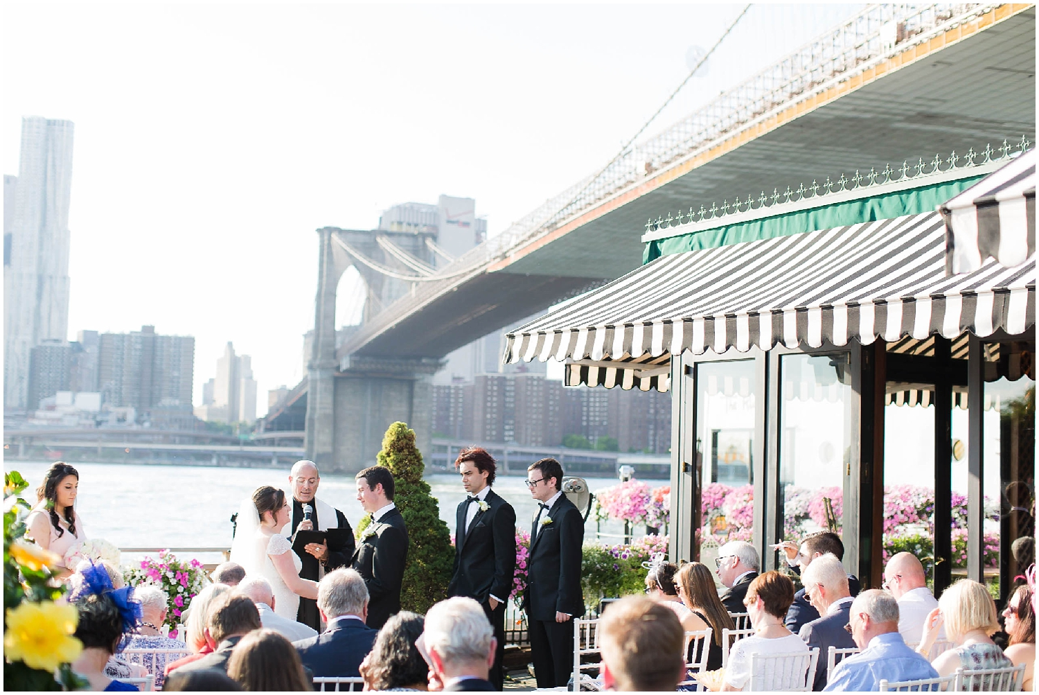 The River Cafe | NY Wedding Venue | Brooklyn NY