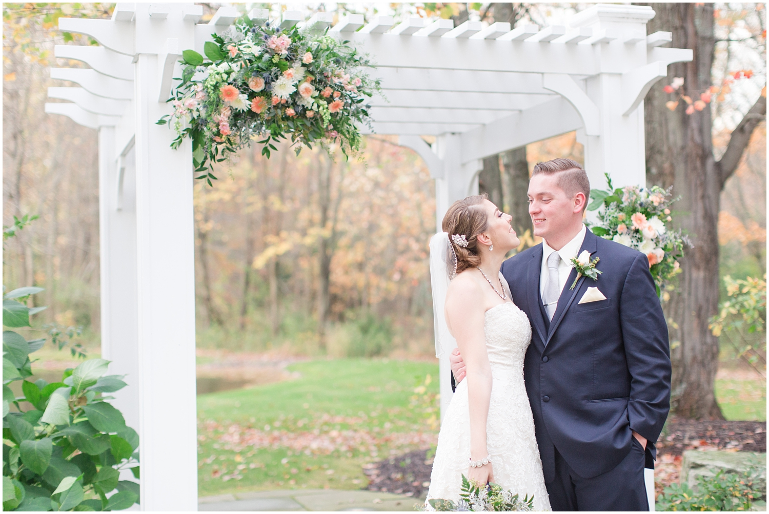 The Lodge at Mountain Springs Lake Resort ceremony