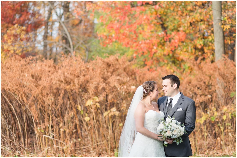 Mayfair Farms Fall New Jersey Wedding