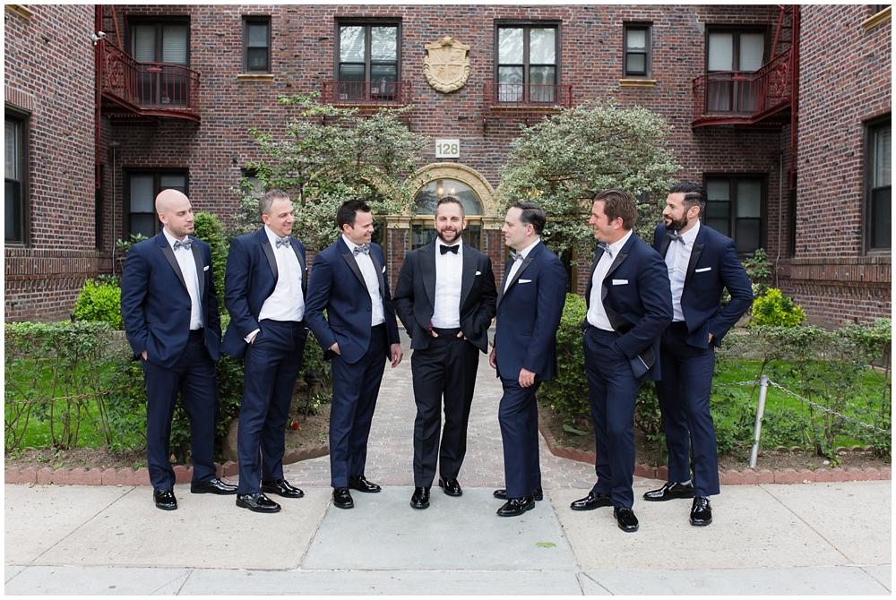 groomsmen in brooklyn