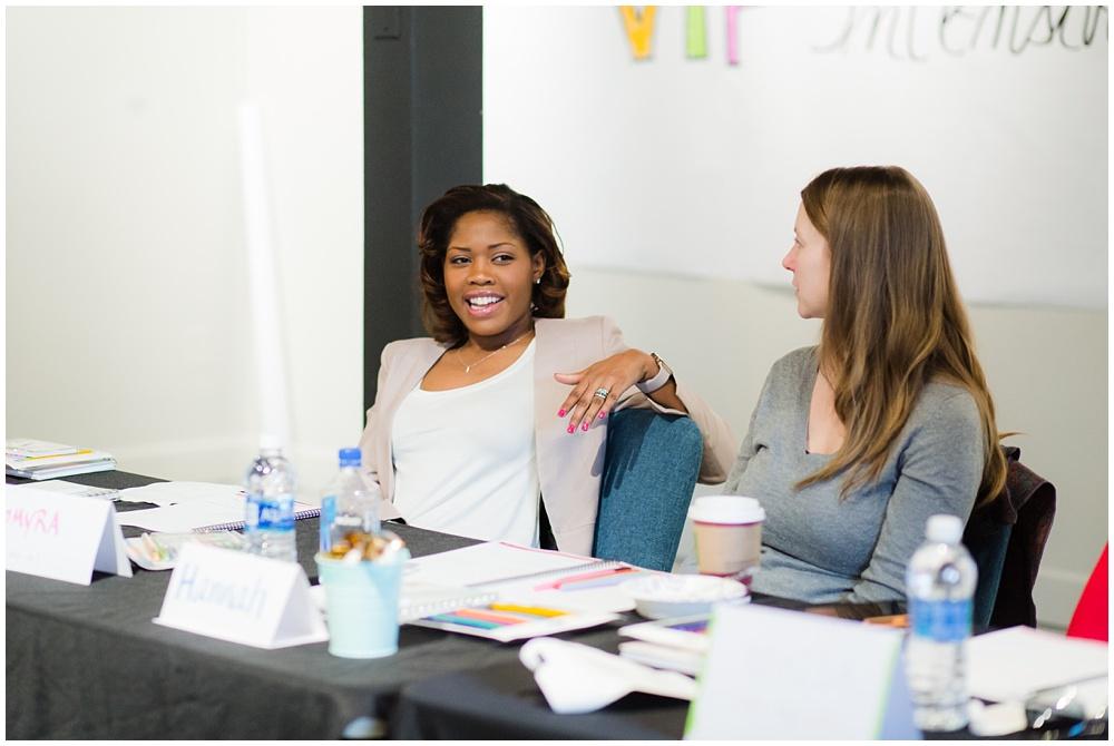 VIP Intensive Workshop with Reina Pomeroy and Tonya Dalton
