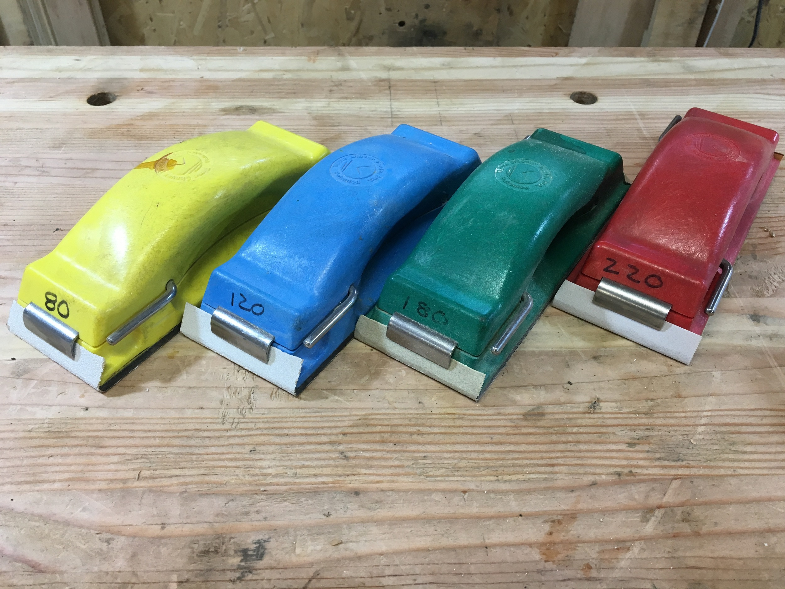 sandpaper fleet