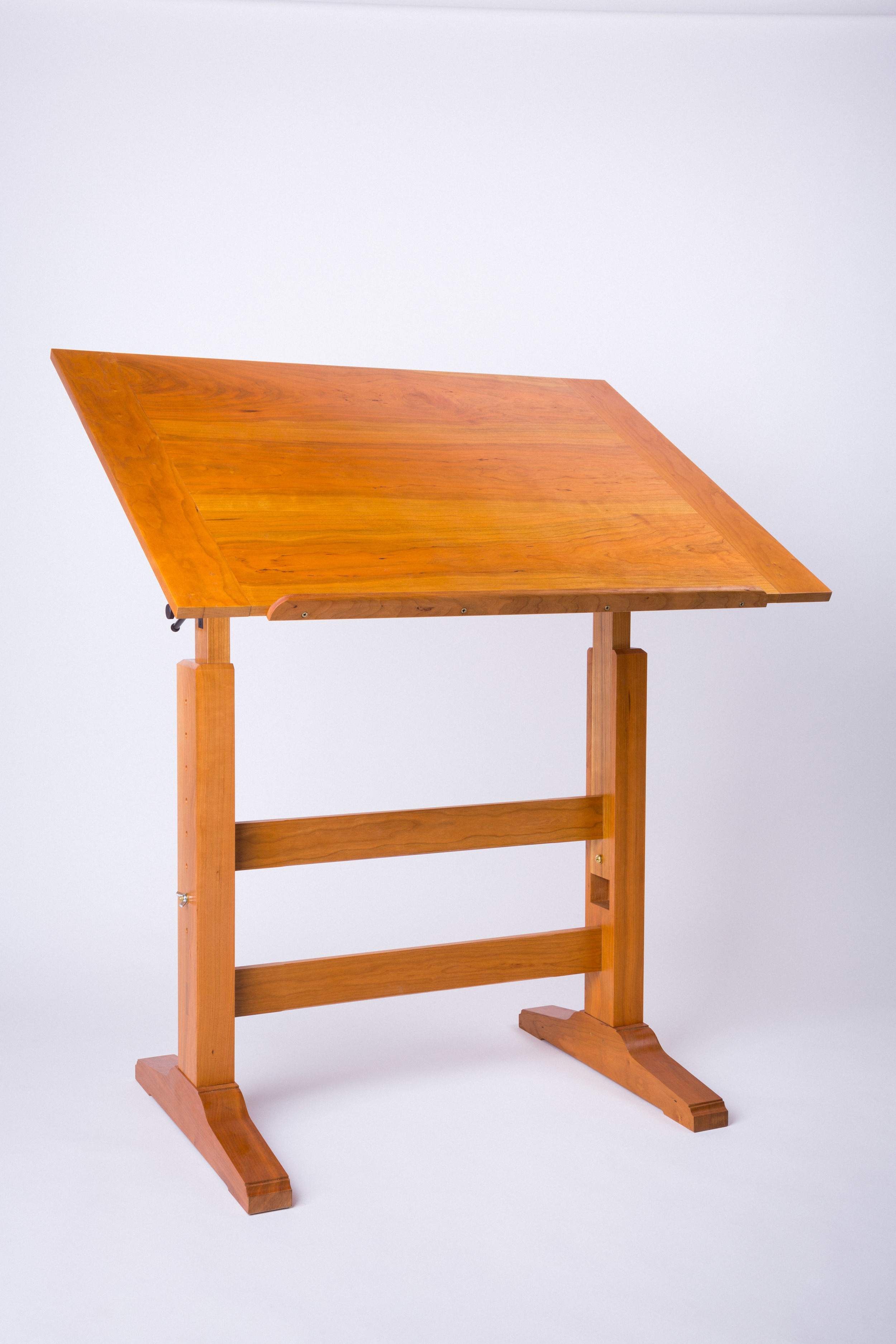 drawing table, part 1 — dcw woodworks
