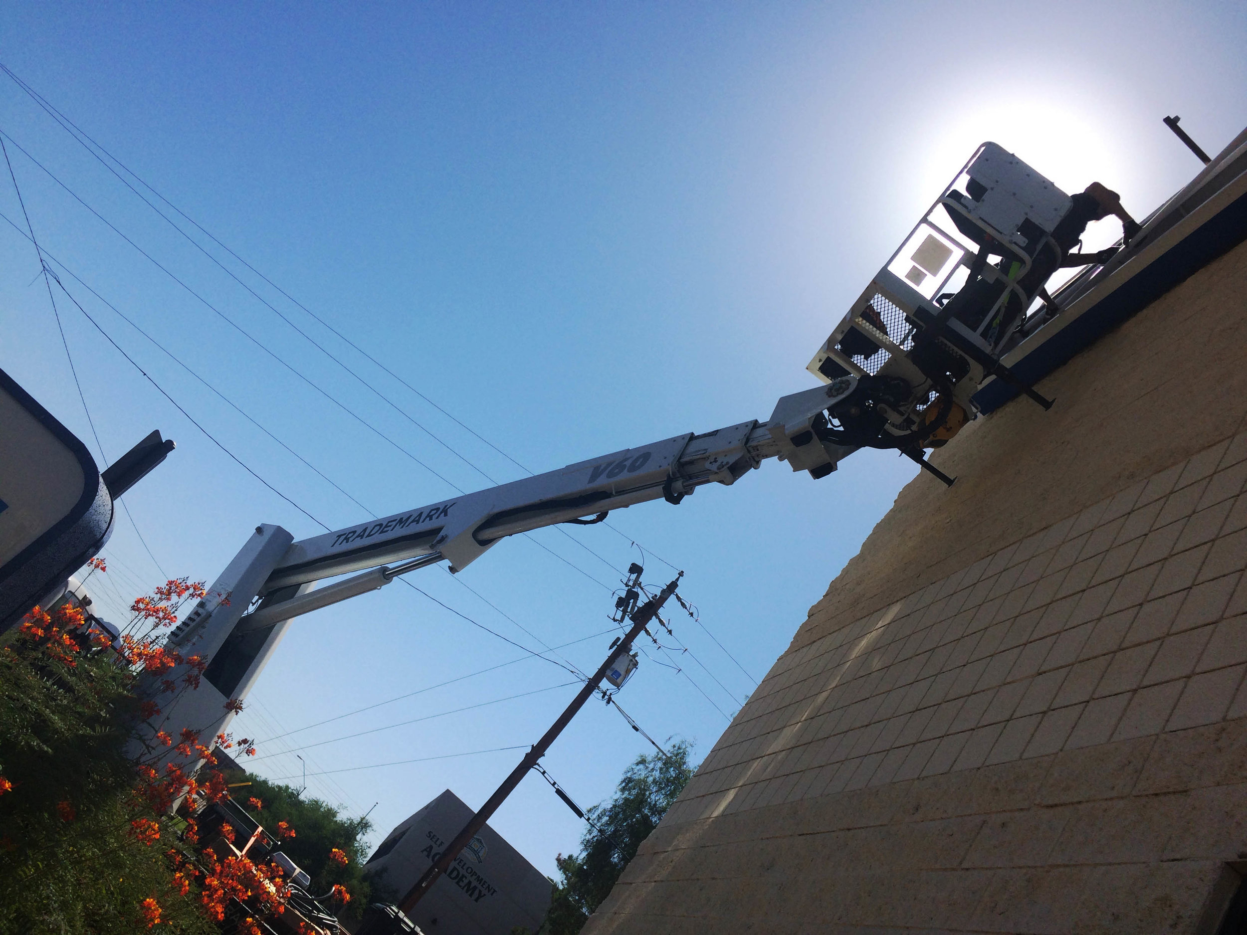 Sign removal North Sign 1 - AZACS Renovation Project.jpg