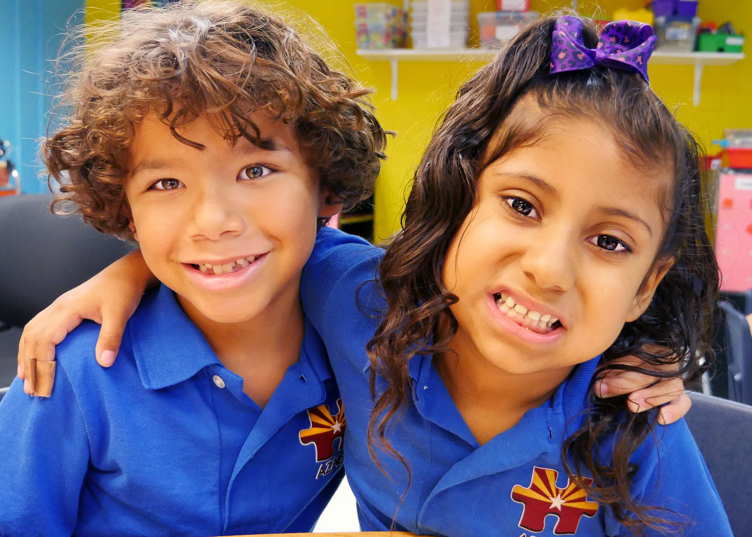 Student in classroom (posed) 5 – AZACS Elementary School – Campus Photos Fall 2017 –Christie Lukes Photography.jpg