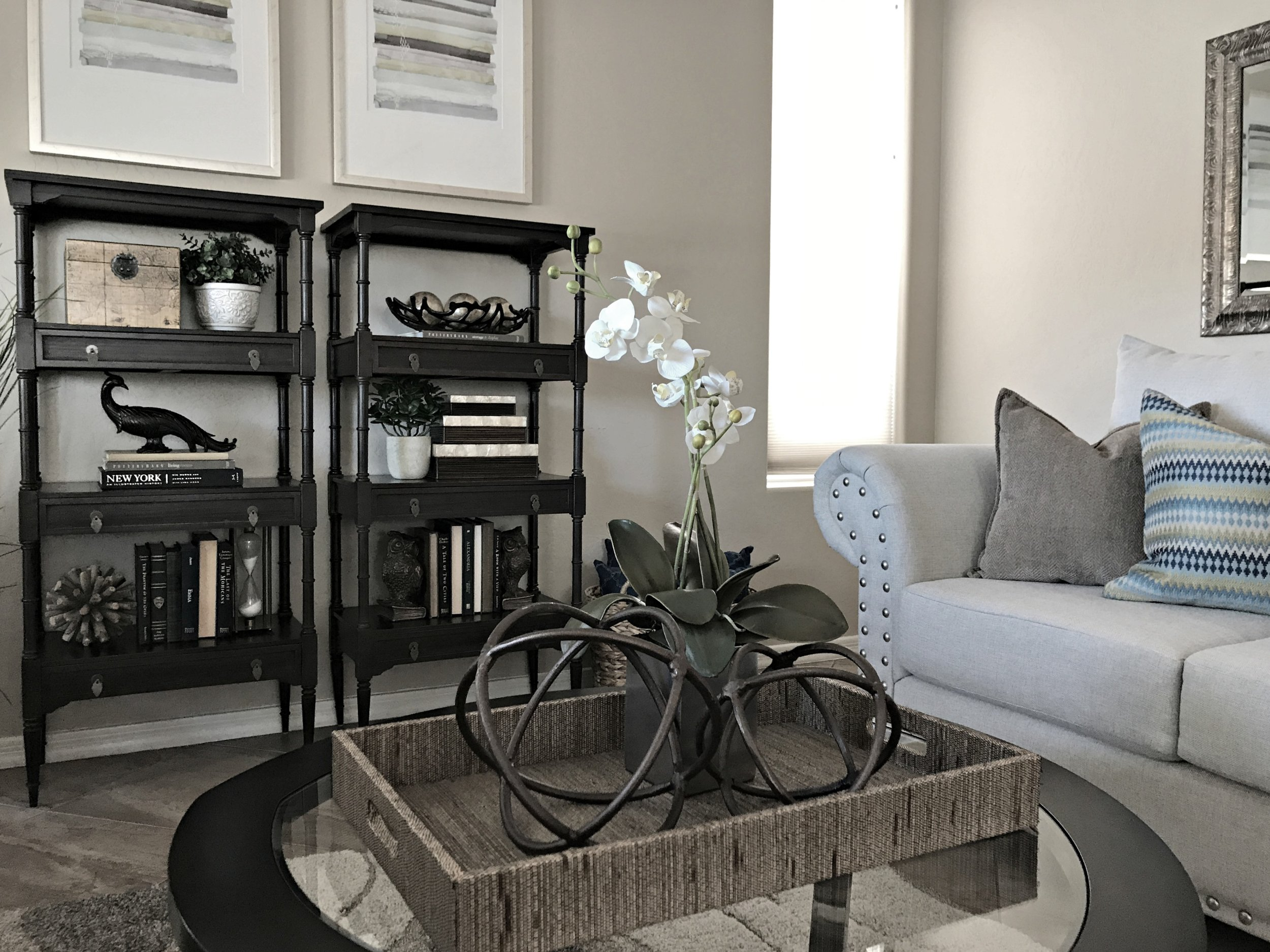 Front and Center Home Staging Consultations