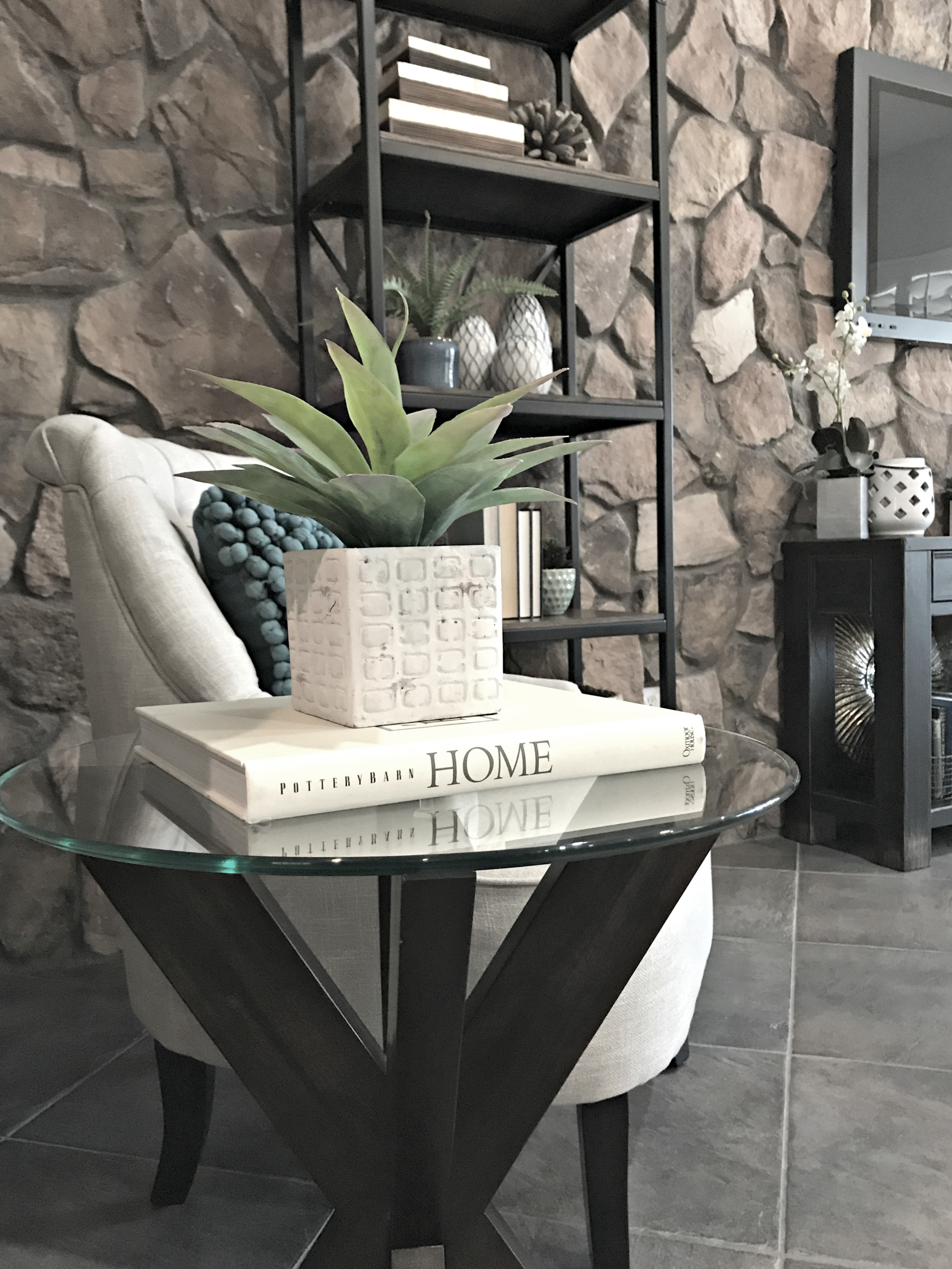 Front and Center Home Staging Occupied Staging Services