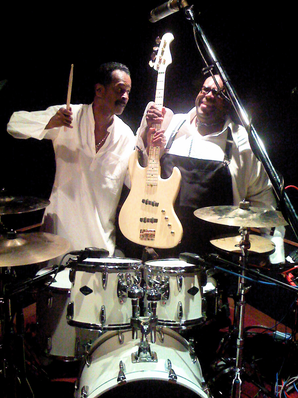 Larry Graham & Michael Bland
