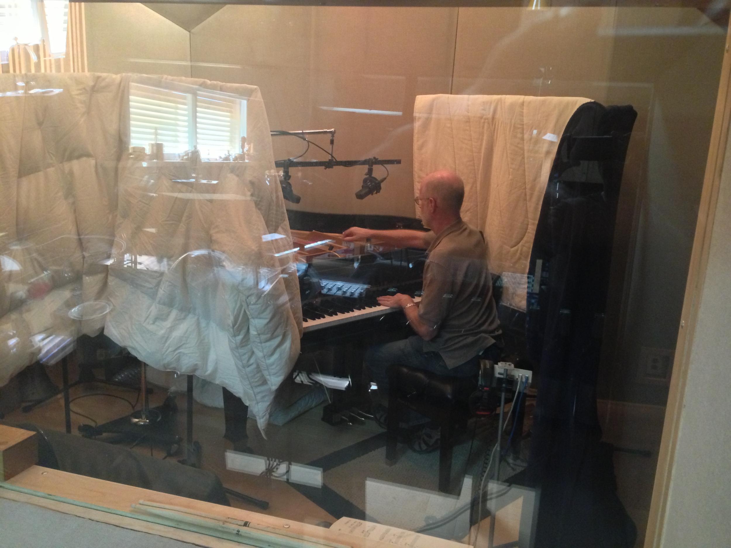 Ron Tuttle - piano tuner