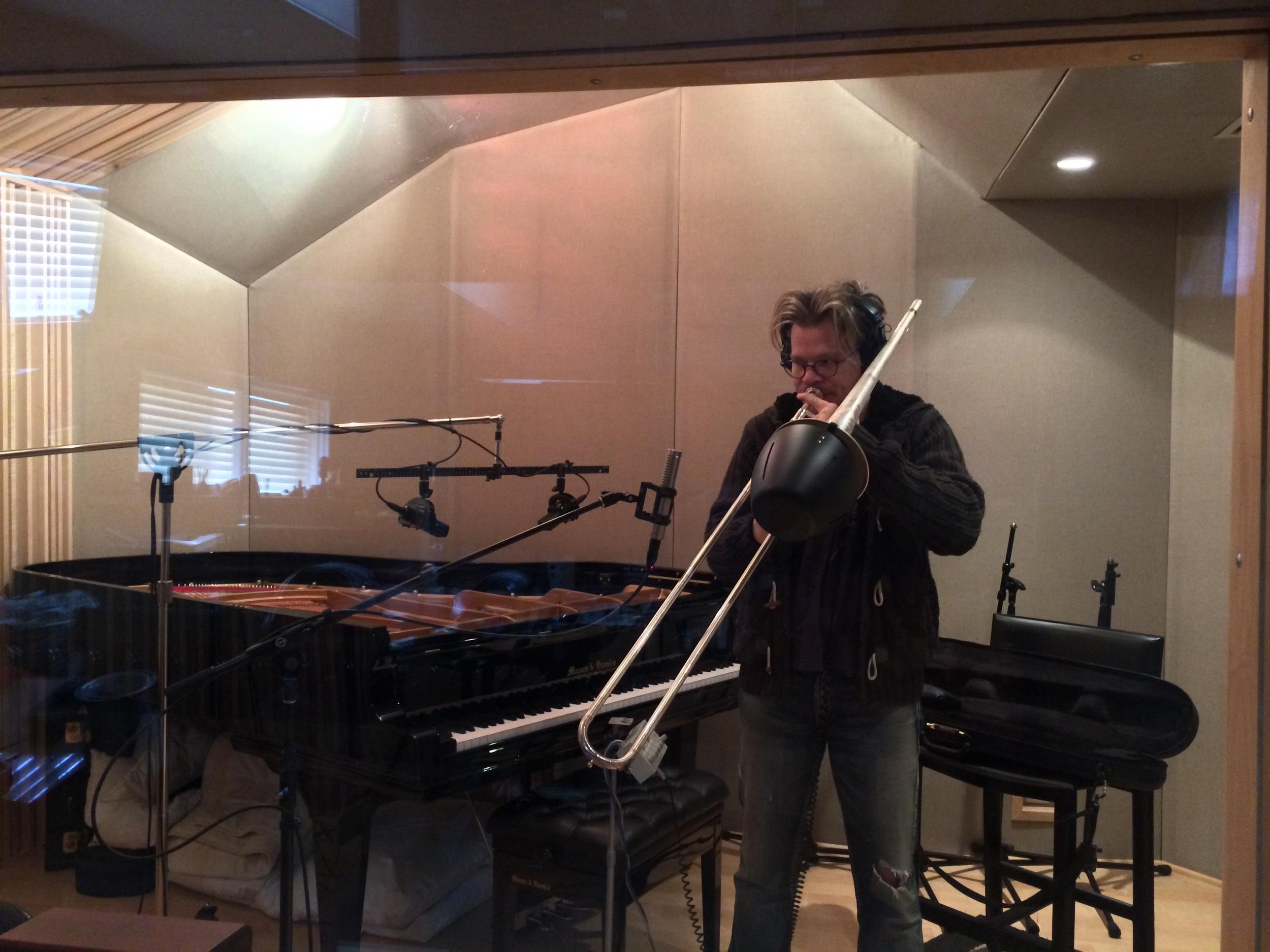 BC on muted trombone