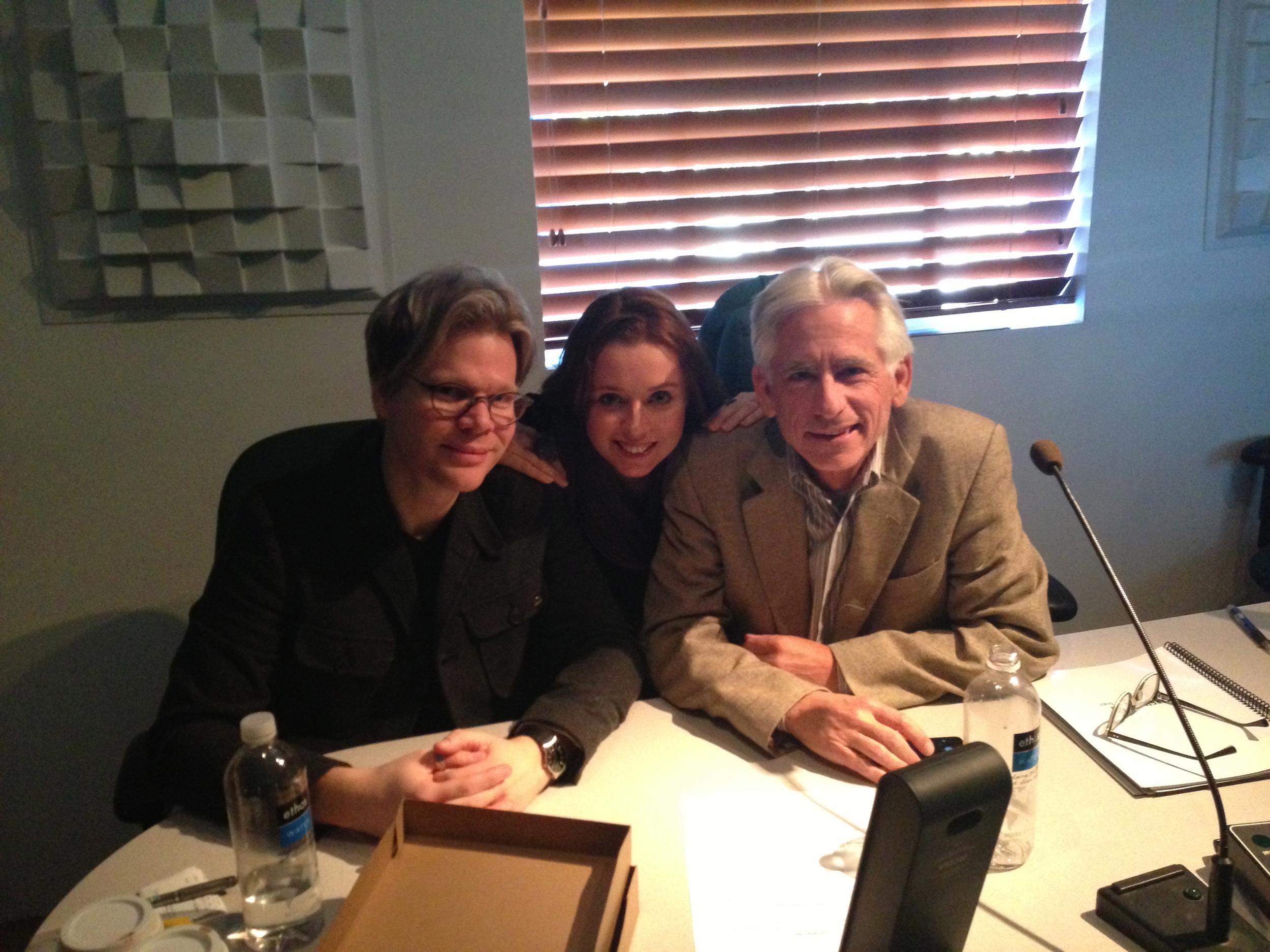 BC, Michelle & Benoit
