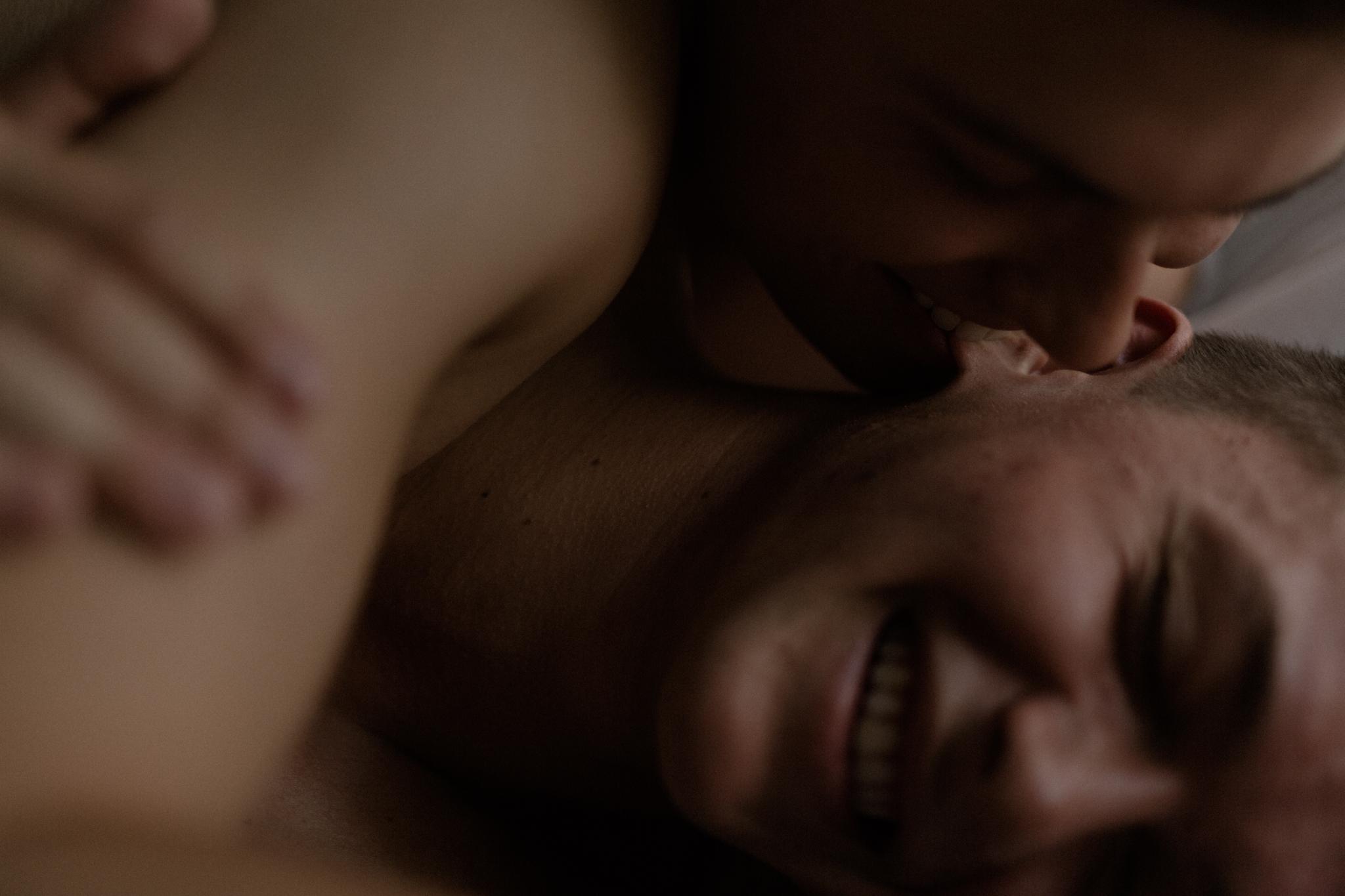 intimate same sex boudoir session in phoenix, arizona