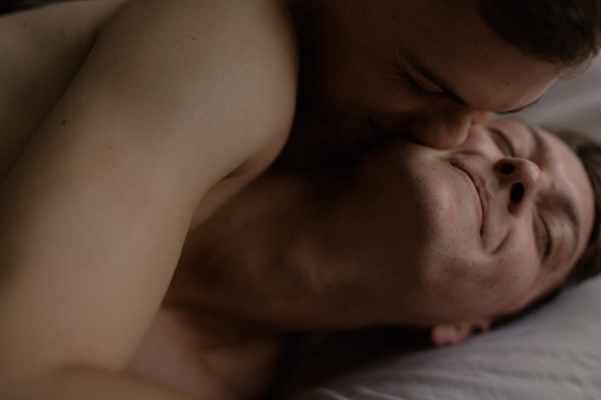 sexy gay boudoir photos by sarah rose photography dayton columbus cincinnati ohio