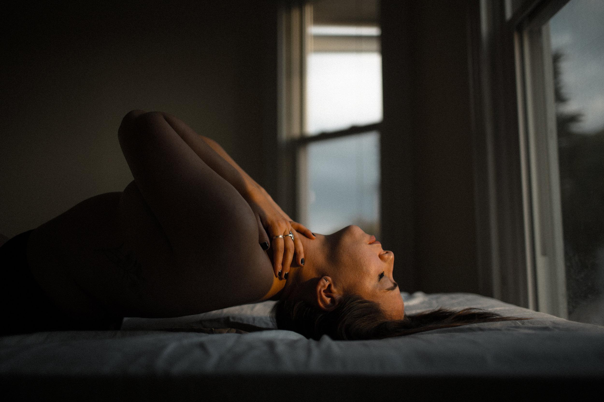 cincinnati ohio boudoir photography