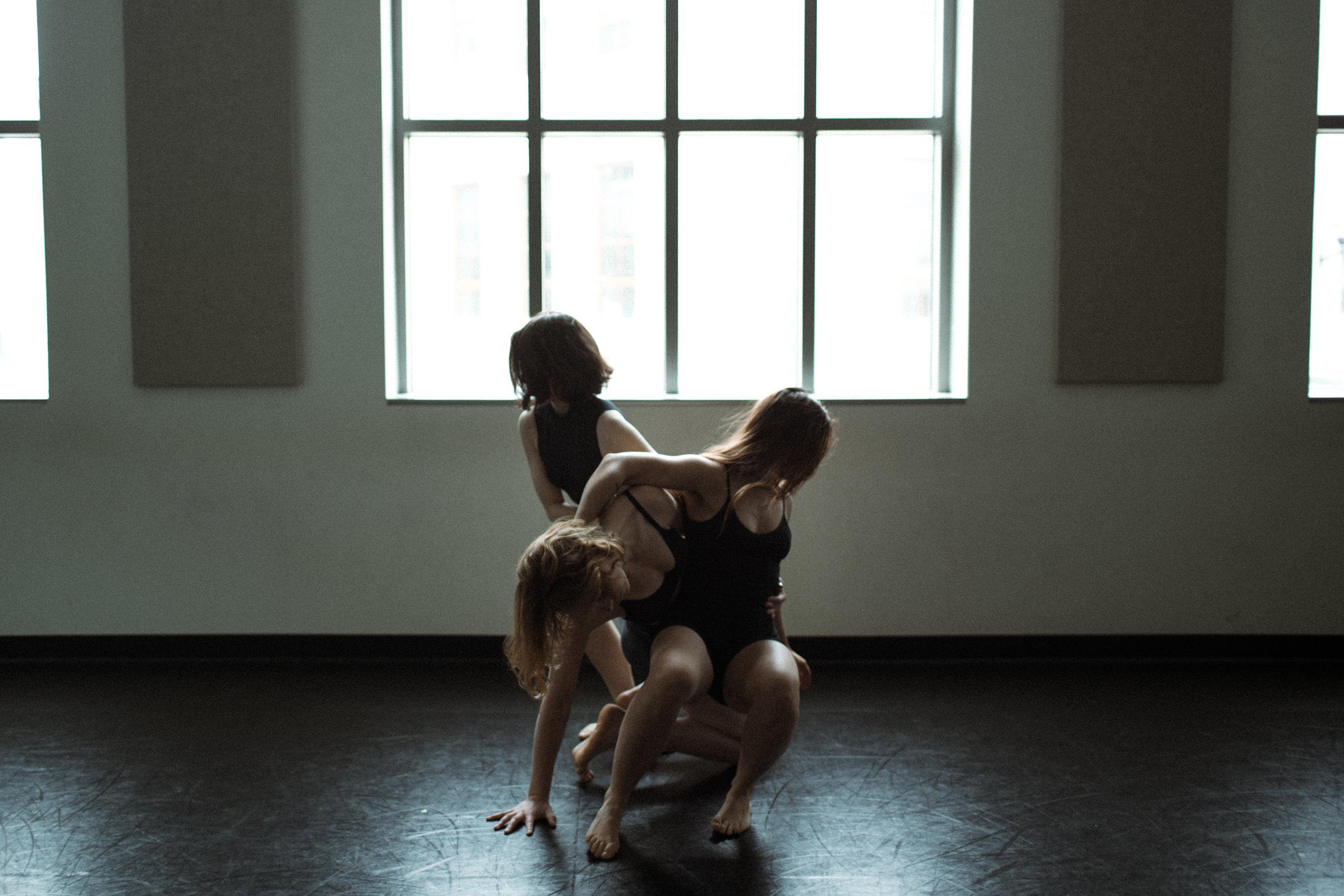 dancers of ohio state university dance program sullivant hall dance portraits by iamsarahrose sarah rose dance photographer in columbus ohio