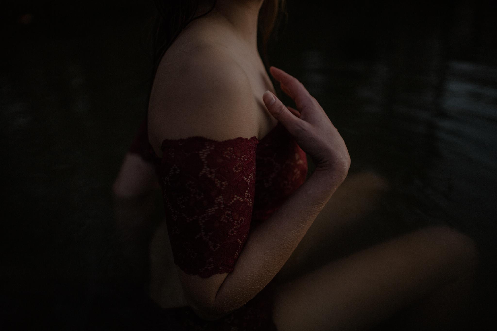 rachael schmitt in nahina lingerie by sarah rose lingerie editorial photography