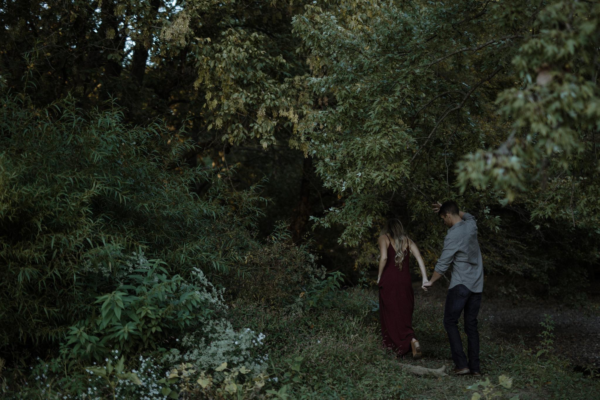 ryan and olivia columbus ohio engagement photographer whetstone park of roses by sarah rose