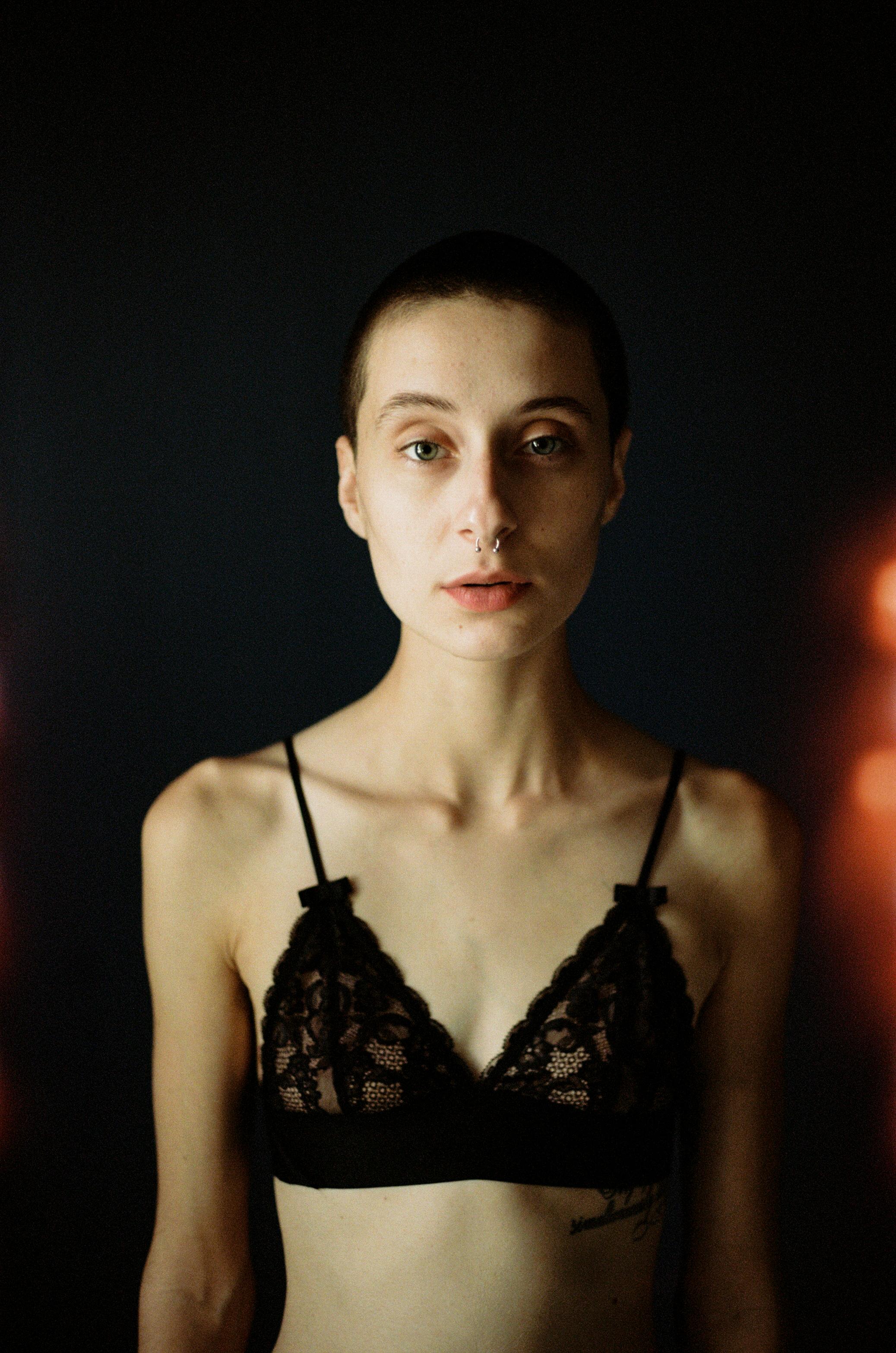 35mm film portrait. light leak. canon ae-1. moody portrait. emotional portrait. ohio portrait photographer. sarah rose photography. i am sarah rose.