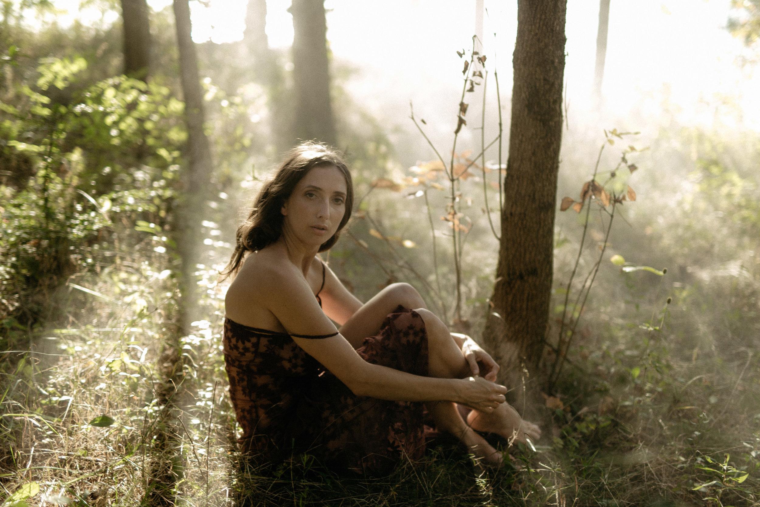 bohemian portrait session. boho style. floral dress. ohio art model. anoushanou. ohio portrait photographer. sarah rose photography. i am sarah rose.