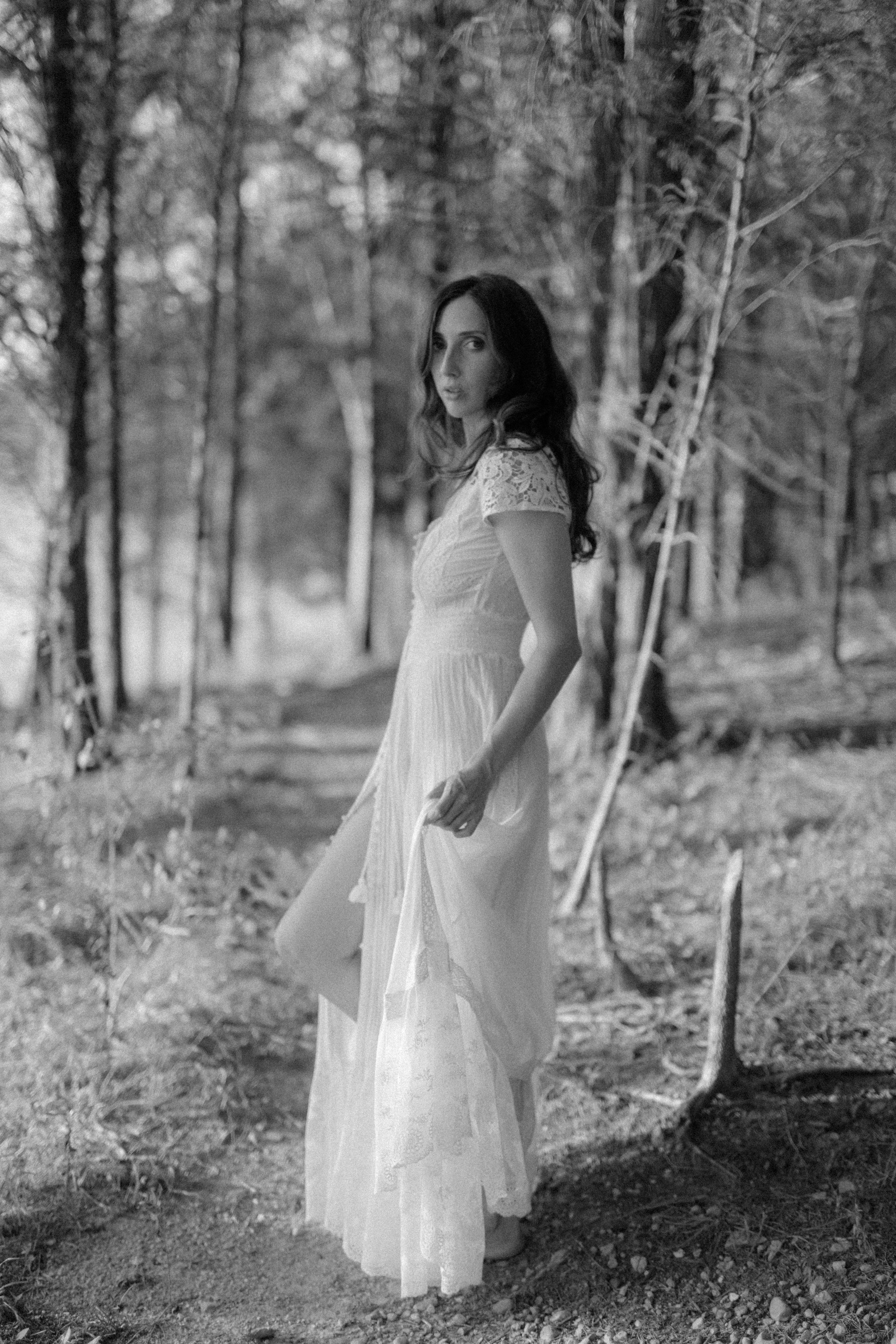 bohemian portrait session. bohemian style. boho maxi dress. ohio art model. anoushanou. ohio portrait photographer. sarah rose photography. i am sarah rose.