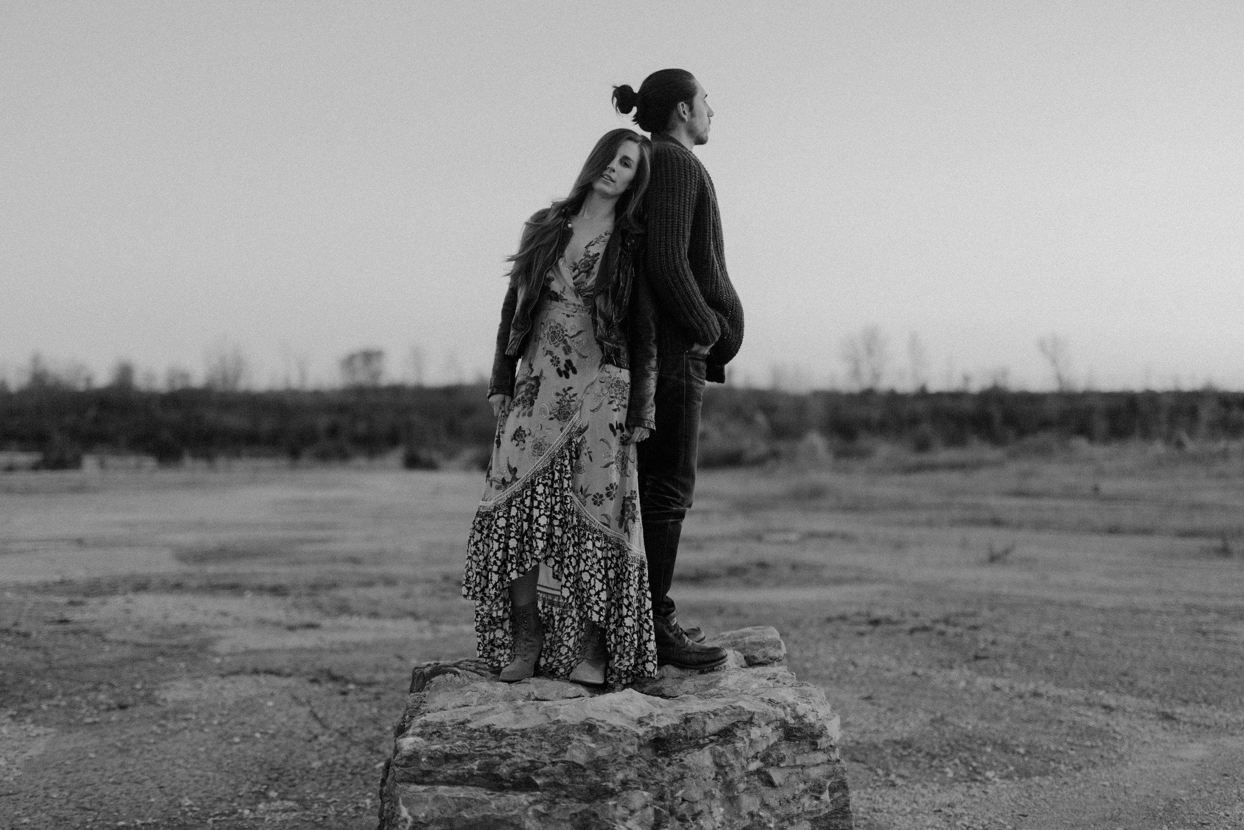 ohio engagement photographer. bohemian engagement inspiration. floral boho dress. natural light photographer. moody engagement photography. sarah rose photography. i am sarah rose.