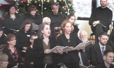 Vivaldi Magnificat | December 2018 20:50 Solo 37:25 Duet 49:07 Trio