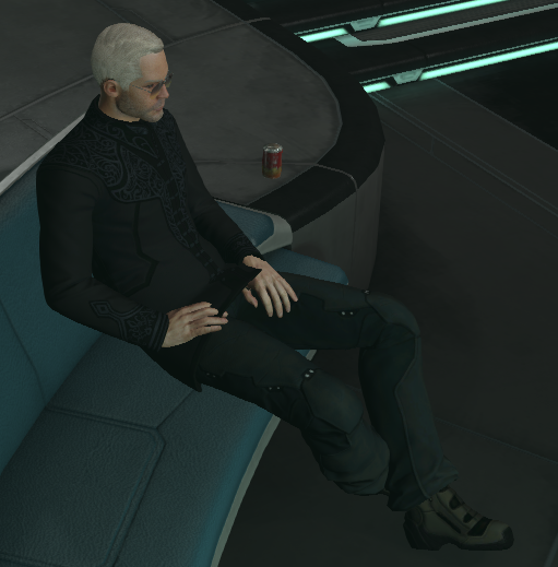 Nev counts his piles of ISK, bored, and ponders what life holds next for him...