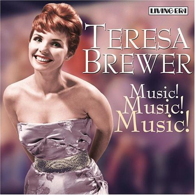 Theresa Brewer performing Music, Music, Music