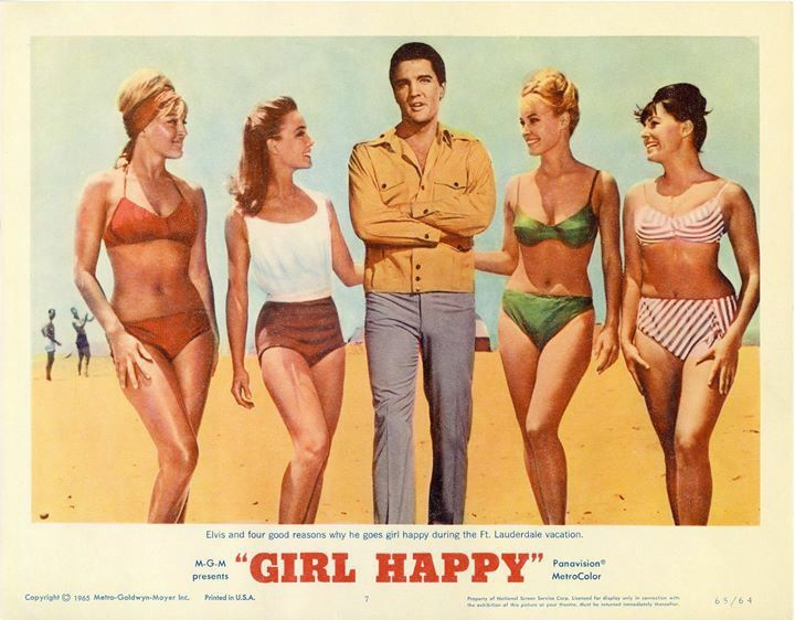 "The song ""Spring Break"" can be heard on the soundtrack for this Elvis Presley movie."