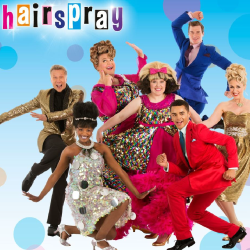 SAT 4TH AUGUST 10:30-12:00    HAIRSPRAY WORKSHOP WITH ANNA WOODSIDE!    FOREST HILL BOYS' SCHOOL