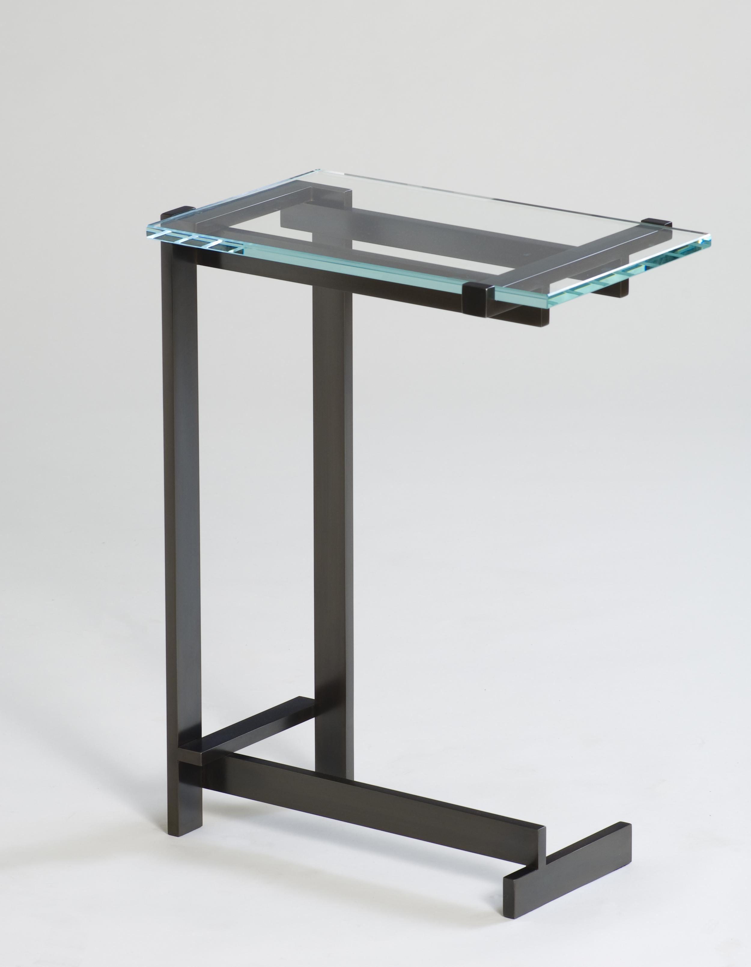 Tetra Rectangular Drink Table