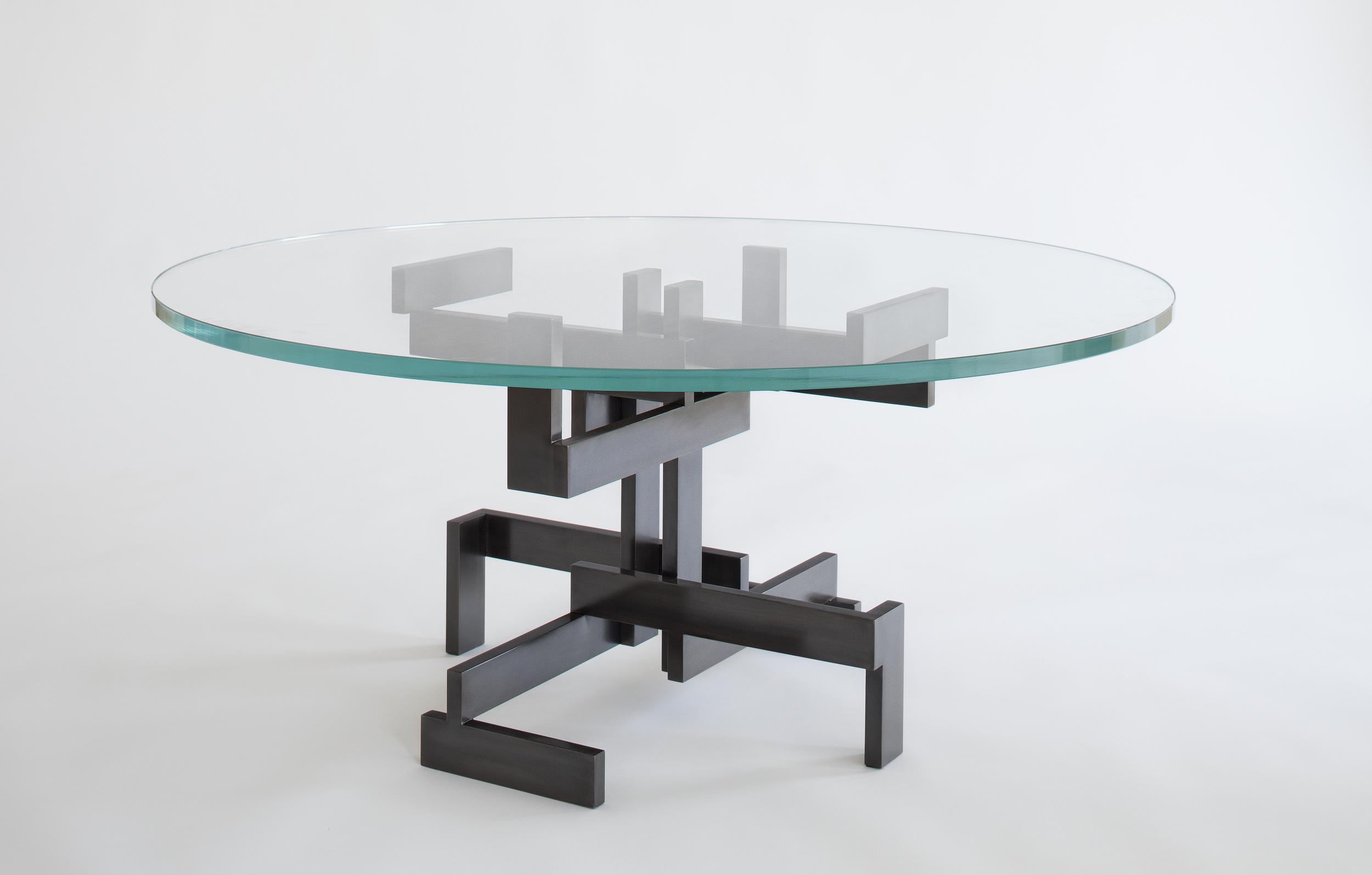 Tetra Round Coffee Table