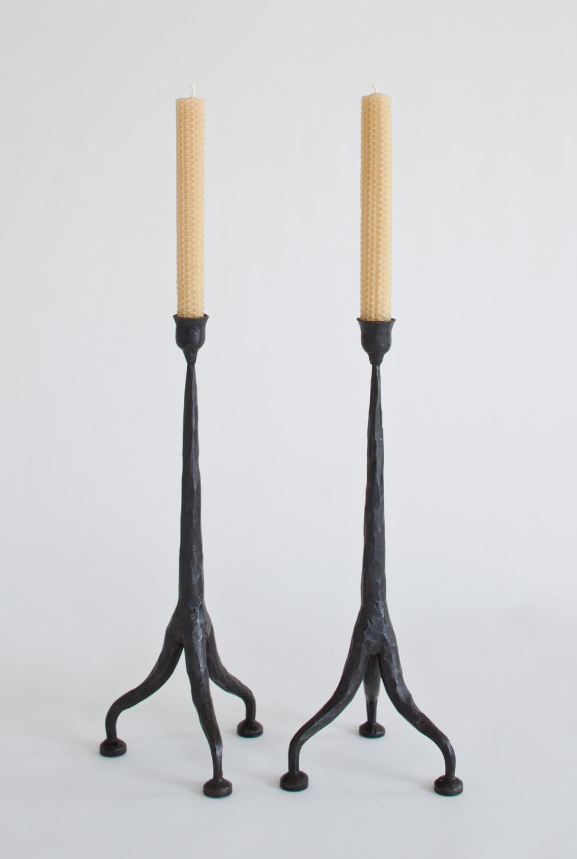 Twig Candlestick