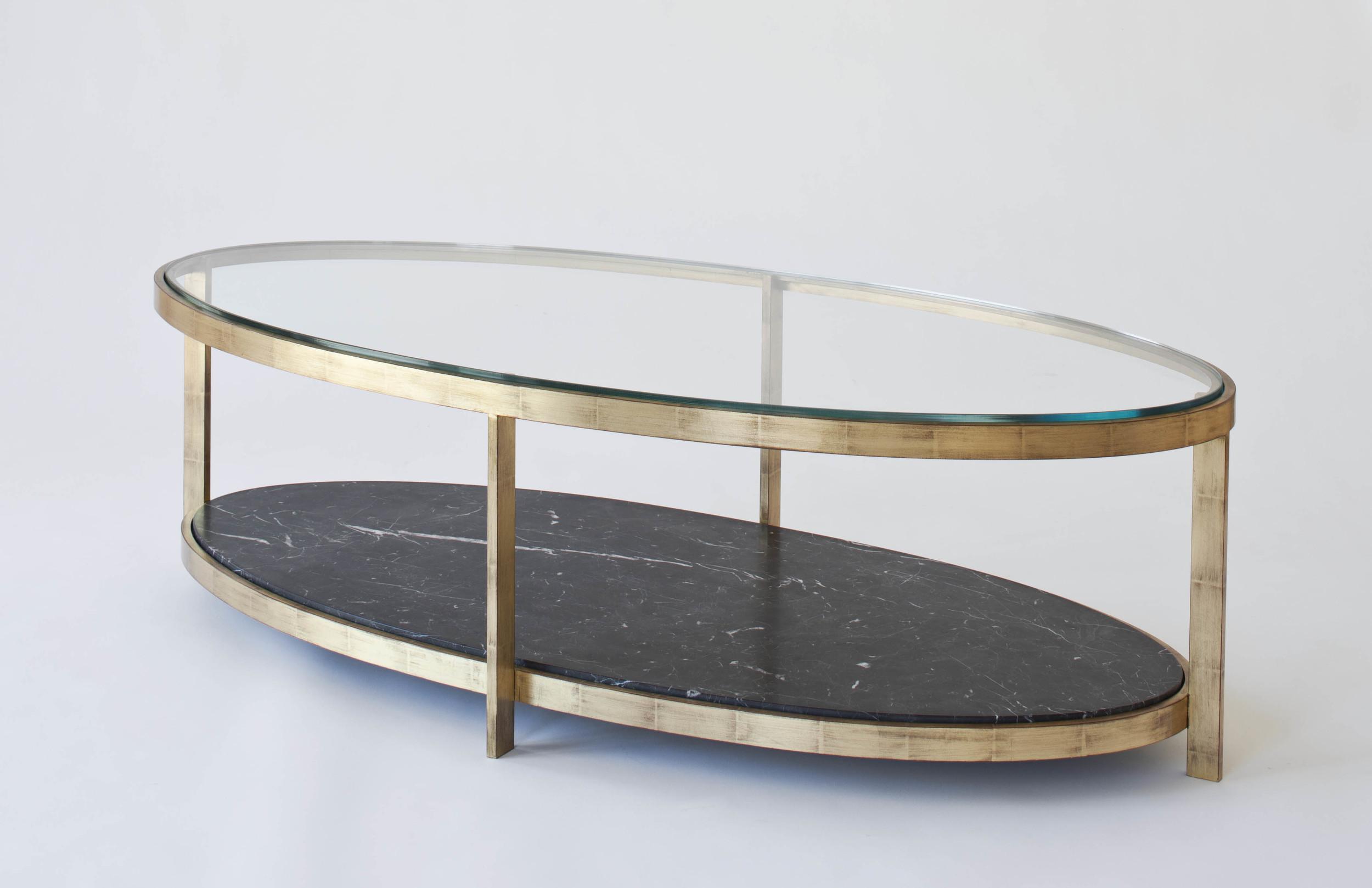 Renzo Elliptical Coffee Table