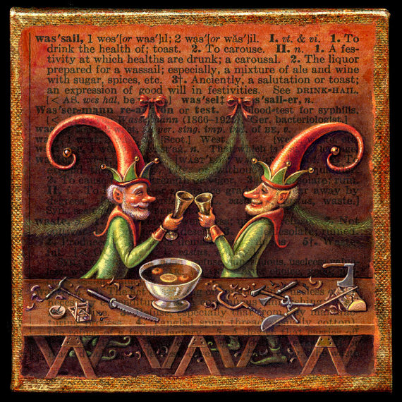 Drinking Elves