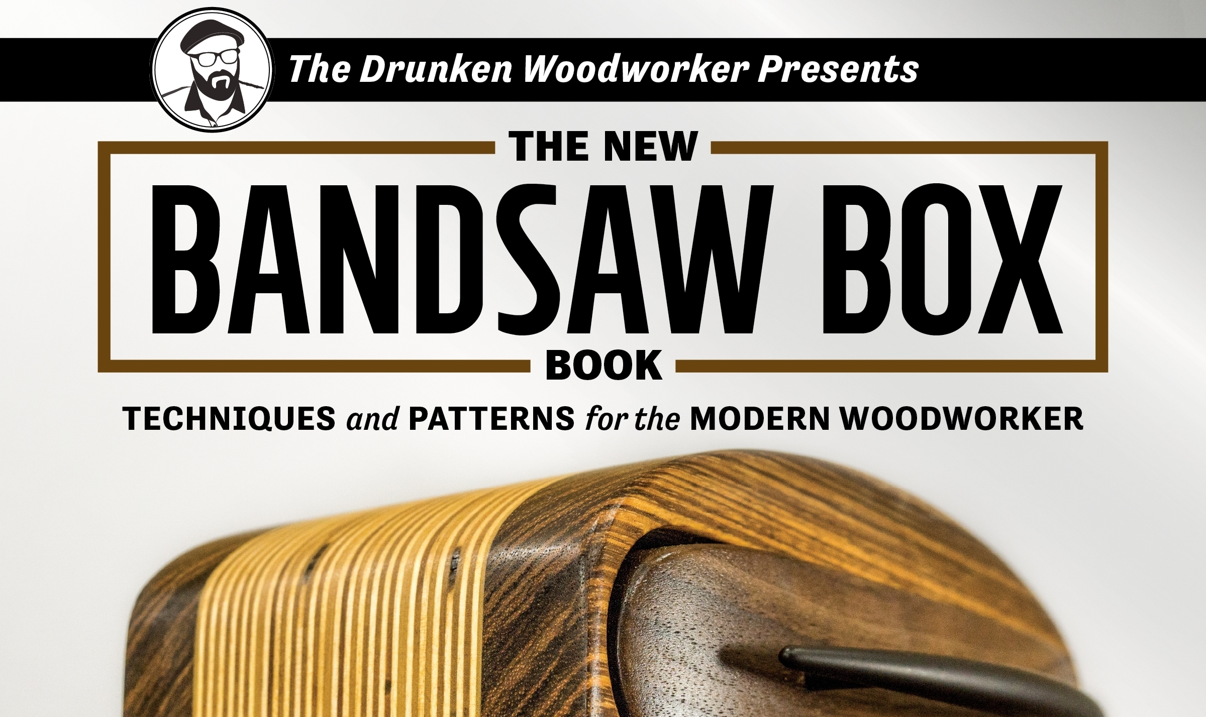 The New Bandsaw Box Book...