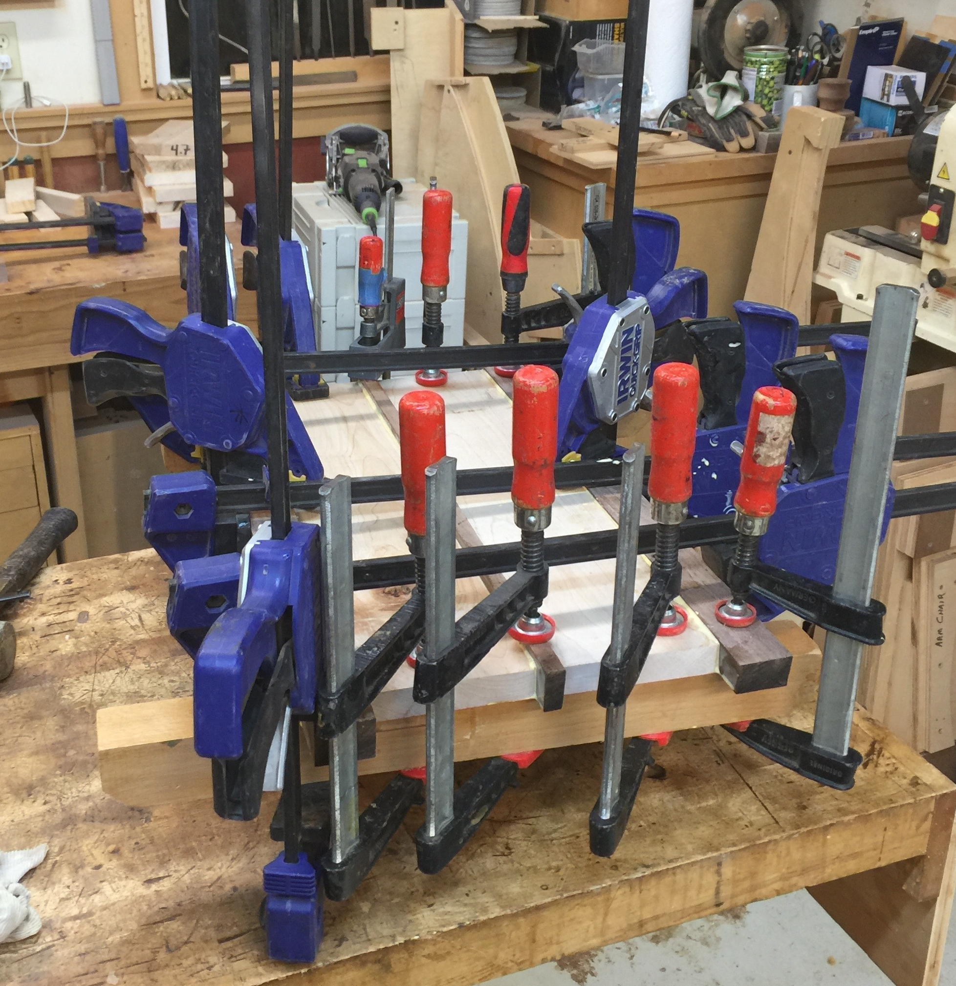 Clamps Photo