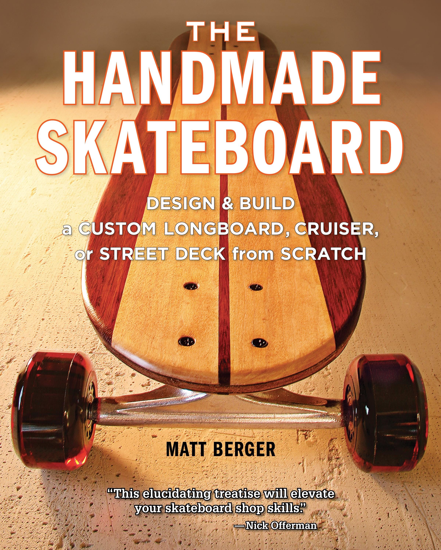 The Handmade Skateboard Cover