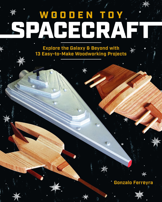 wooden toy spacecraft — spring house press