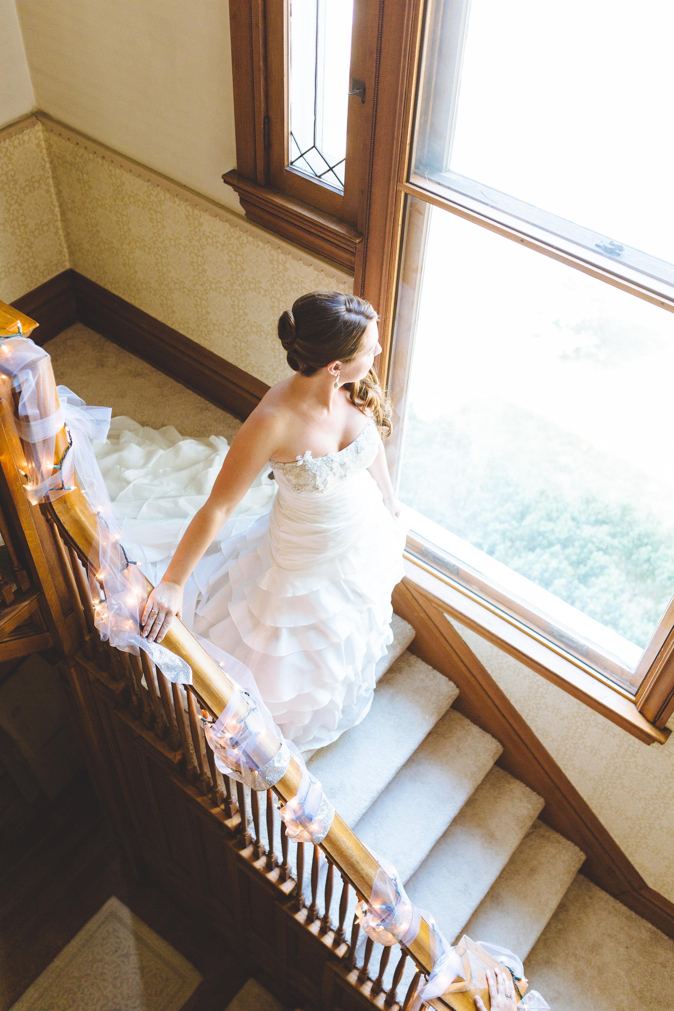 Bride-in-dress