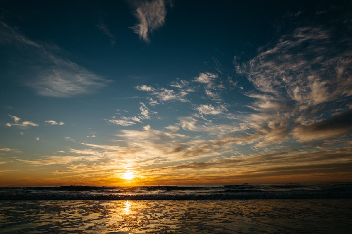 Sunset Beach in San Francisco