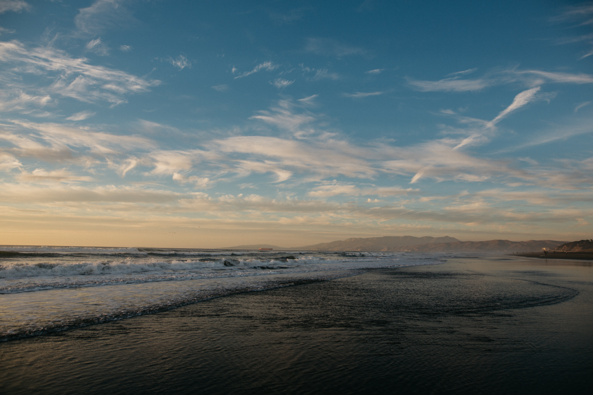 San Francisco Beach Photography