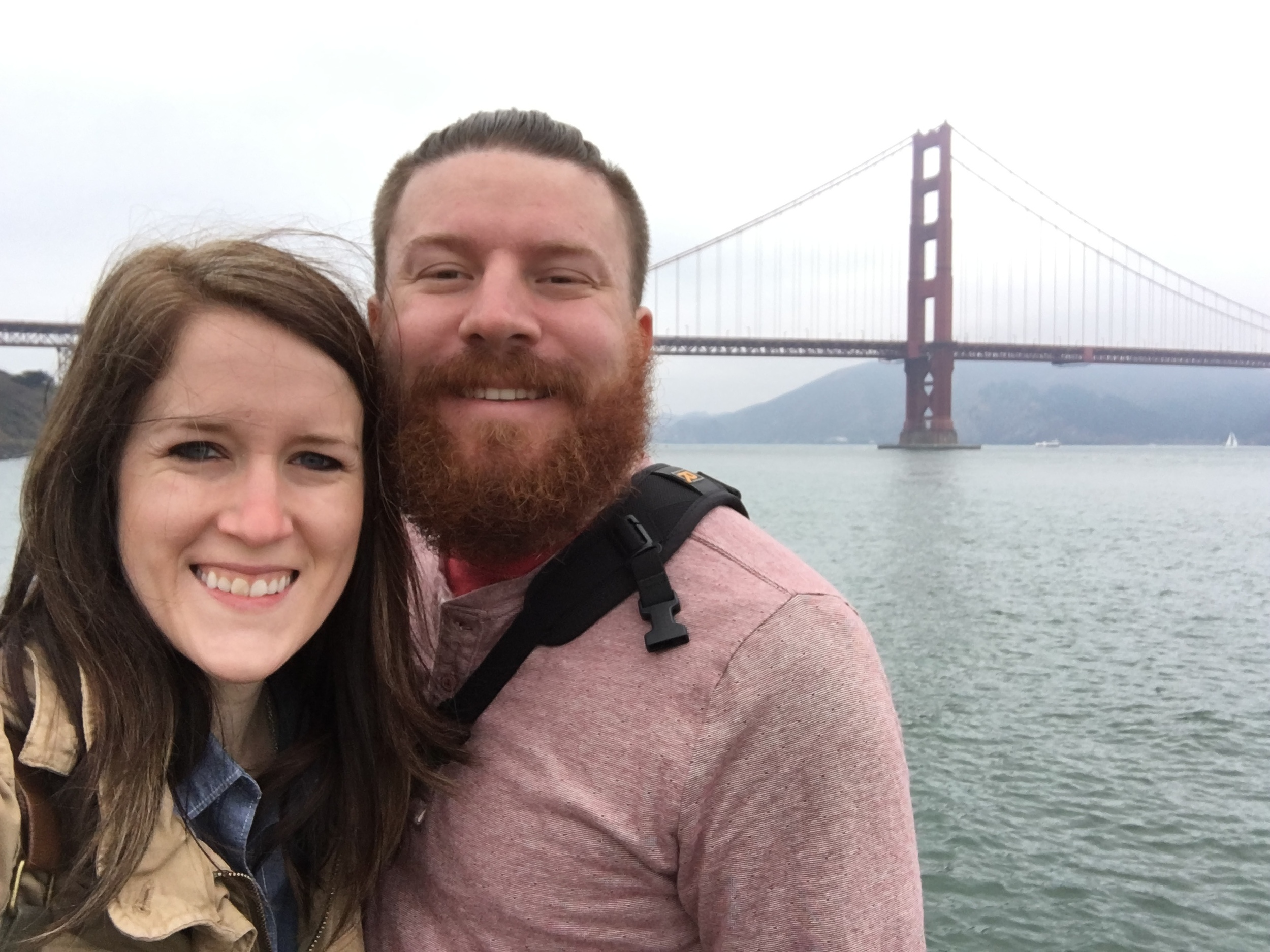 Our Honeymoon in San Francisco