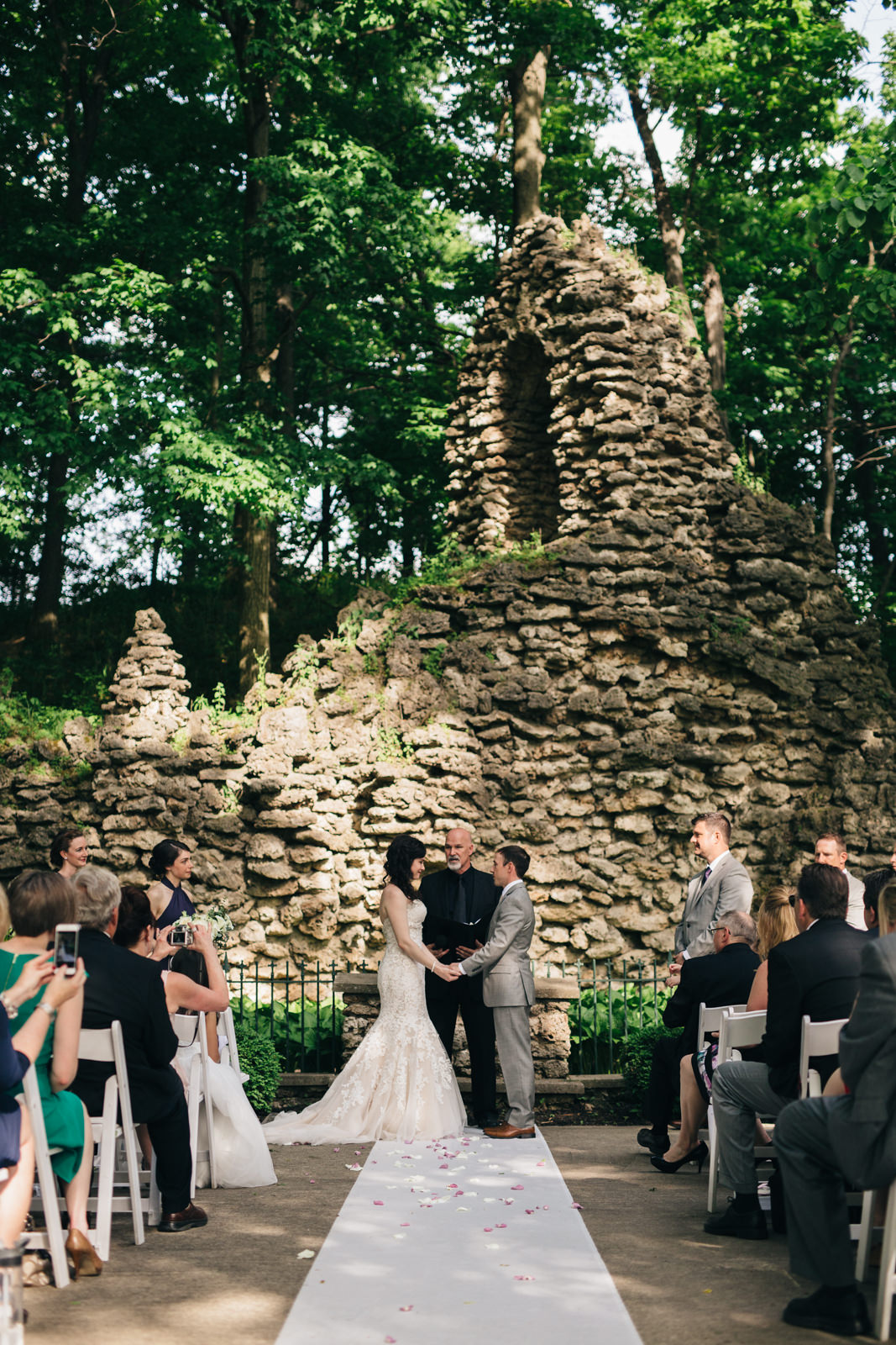 Wedding Photography at Nazareth Hall