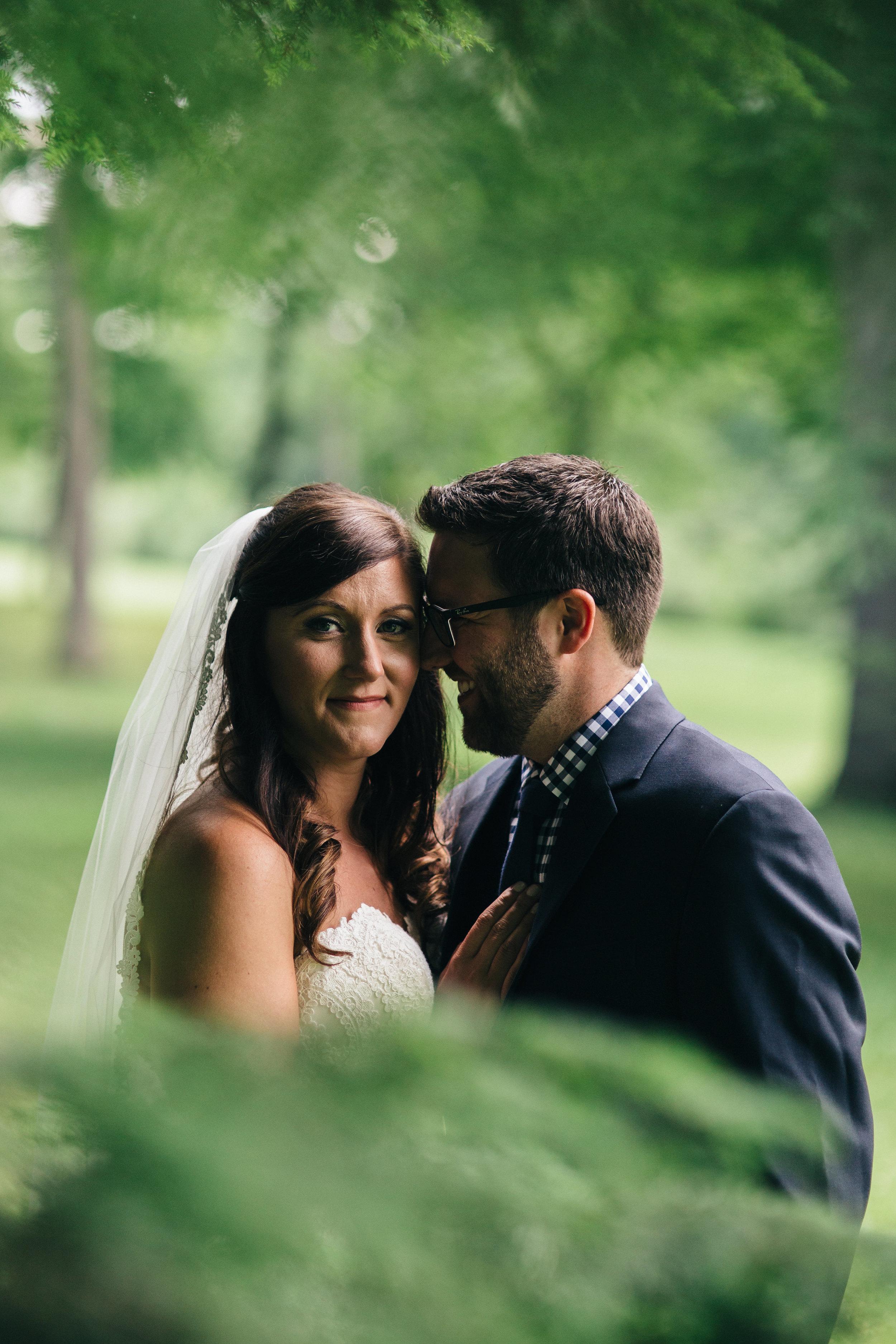 Wedding Photography in Canton, Ohio.