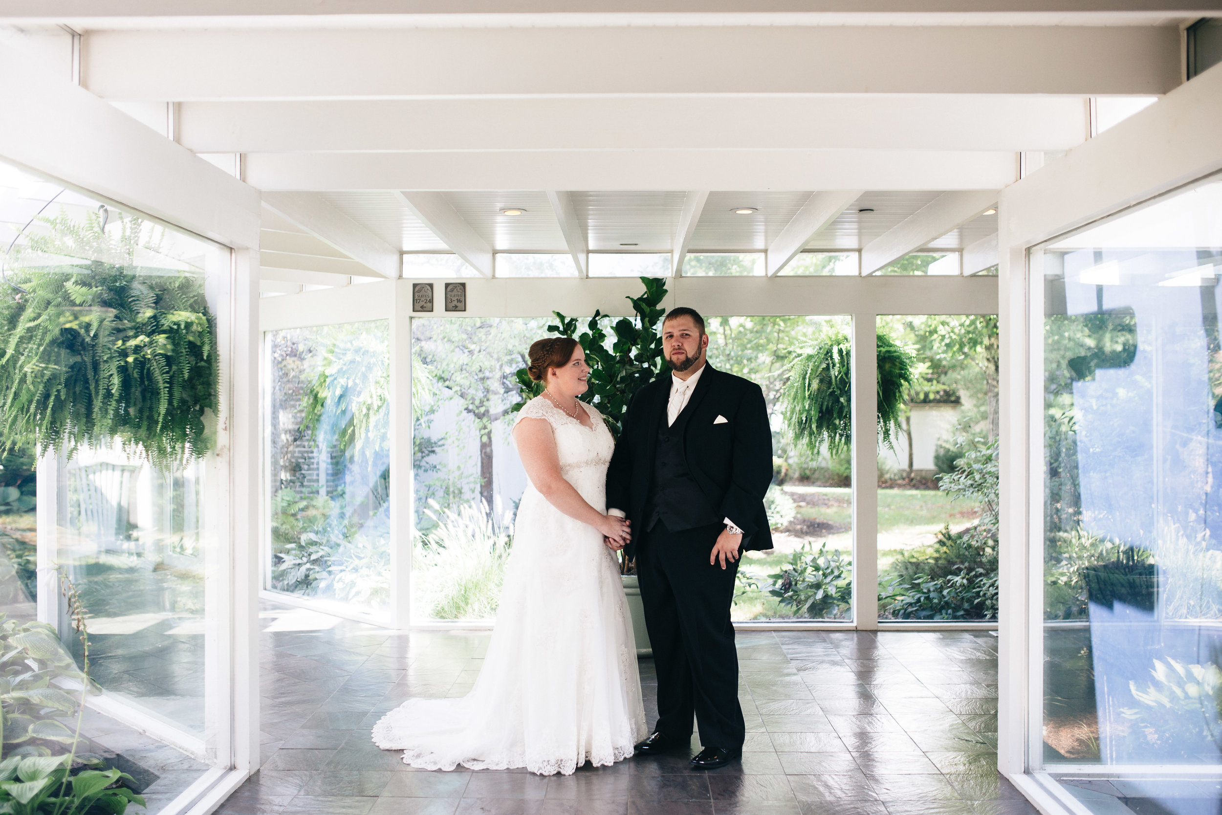 Bride and groom photography at Walden Inn & Spa