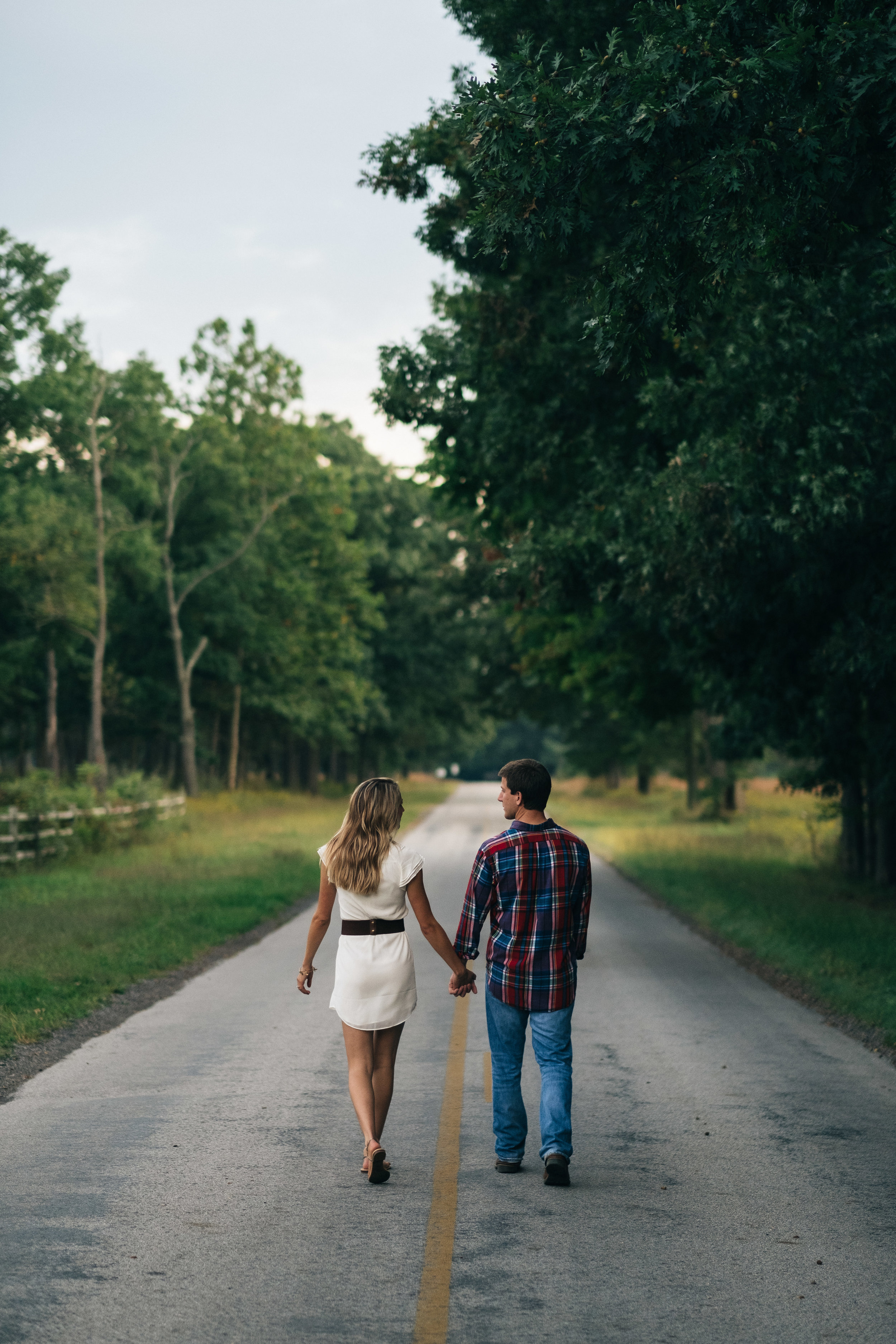 Engagement session at Oak Openings in Swanton, Ohio.