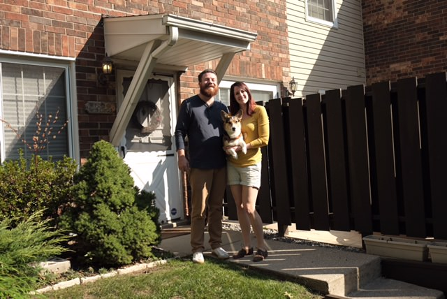 New home owners!