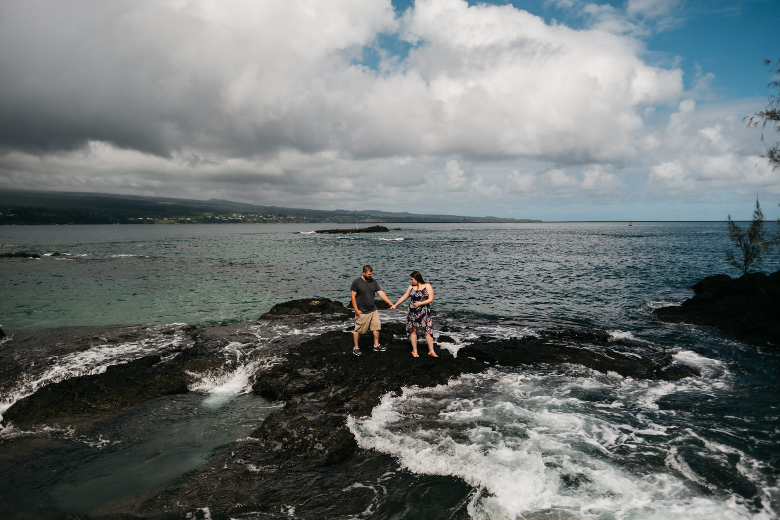 Beautiful wedding and engagement photography in Hawaii.